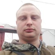 Артемм 28 лет (Весы) Саяногорск
