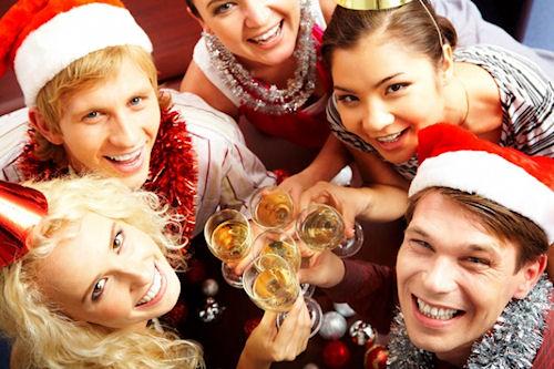 Ідеї для святкування Нового року у колі друзів