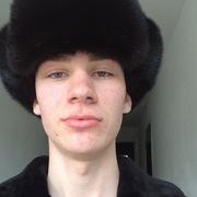 Даниил 18 Новосибирск