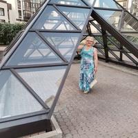 Елена, 60 лет, Рак, Санкт-Петербург