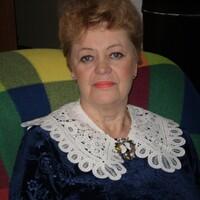 Галина, 66 лет, Телец, Псков