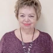 Галина, 63 года, Телец