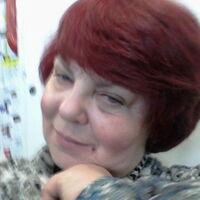 Лина, 66 лет, Лев, Москва