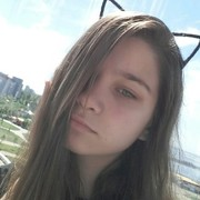 Саша Корнова 18 Санкт-Петербург