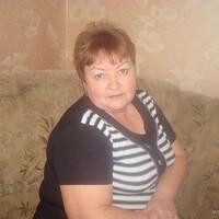 Люба, 62 года, Козерог, Барнаул