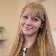 Александра Сергеевна 25 лет (Водолей) Лебедянь