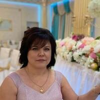Найля, 52 года, Рыбы, Москва