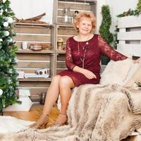 Ольга, 62 года, Телец, Санкт-Петербург