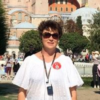 Светлана, 58 лет, Телец, Москва