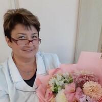 Ольга Абакумова, 58 лет, Лев, Курск