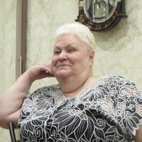 Галина Степановна Сур, 71 год, Весы, Переславль-Залесский
