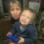 Елена 35 лет (Скорпион) на сайте знакомств Кадникова