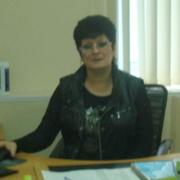 Лариса Ивановна Серге 60 Георгиевск