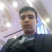 Firuzjan Yarashev 25 Ташкент