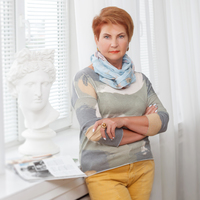 Нина, 65 лет, Рак, Бор