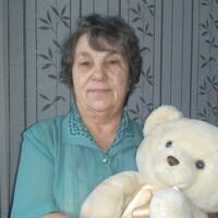 Анна, 75 лет, Близнецы, Екатеринбург
