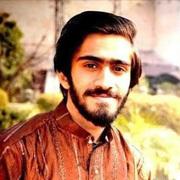 Afaq Rashid 23 года (Лев) Исламабад