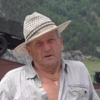 Сергей, 66 лет, Рак, Барнаул