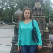 Оксана 42 года (Скорпион) Санкт-Петербург