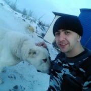 Юрий 30 Зима