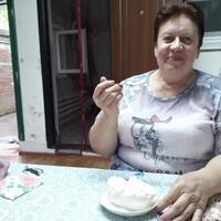 Любовь, 62 года, Водолей, Москва