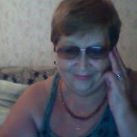 Любовь, 66 лет, Рак, Минск