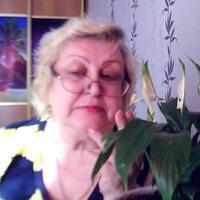 Татьяна, 61 год, Телец, Томск