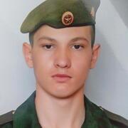 Кирилл Гюнтер 21 Барнаул