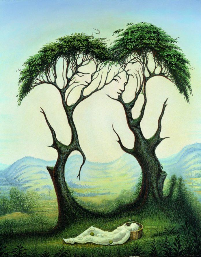 О чем молчат деревья картинки