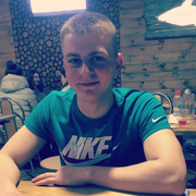 Илья 20 лет (Овен) Березино