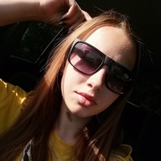 Анастасия, 18, г.Ангарск