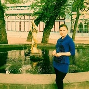 марина, 44, г.Зеленокумск