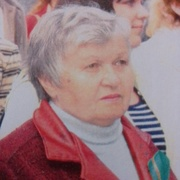 Лилия, 76, г.Брянск