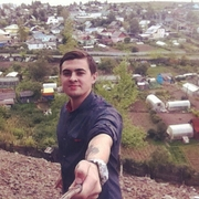 Evgen, 22, г.Кушва