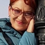 Эрика, 58, г.Мончегорск