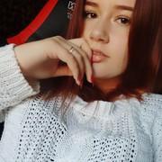 Ксения Андреева, 20, г.Владивосток