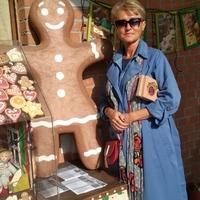 Елена, 54 года, Козерог, Москва