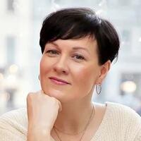 Катарина, 41 год, Стрелец, Санкт-Петербург