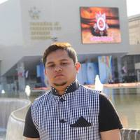 Ibrahim, 30 лет, Стрелец, Москва