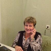 Галина, 60 лет, Лев, Киров