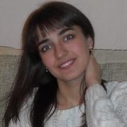 Анастасия 26 лет (Козерог) Москва