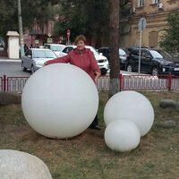 Галина, 63 года, Водолей, Астрахань