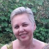 Ольга, 59 лет, Рак, Москва