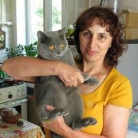 Анна Семеновна Ивенск, 58 лет, Рак, Вологда