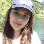 Кристина Хапчаева, 20, г.Сердобск