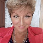 Нина Фёдорова 54 года (Телец) Нальчик