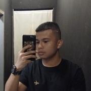 Galvinno Morgan, 20, г.Куала-Лумпур