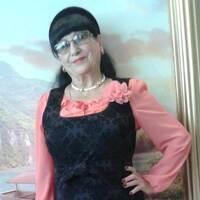 Ольга, 67 лет, Водолей, Южно-Сахалинск