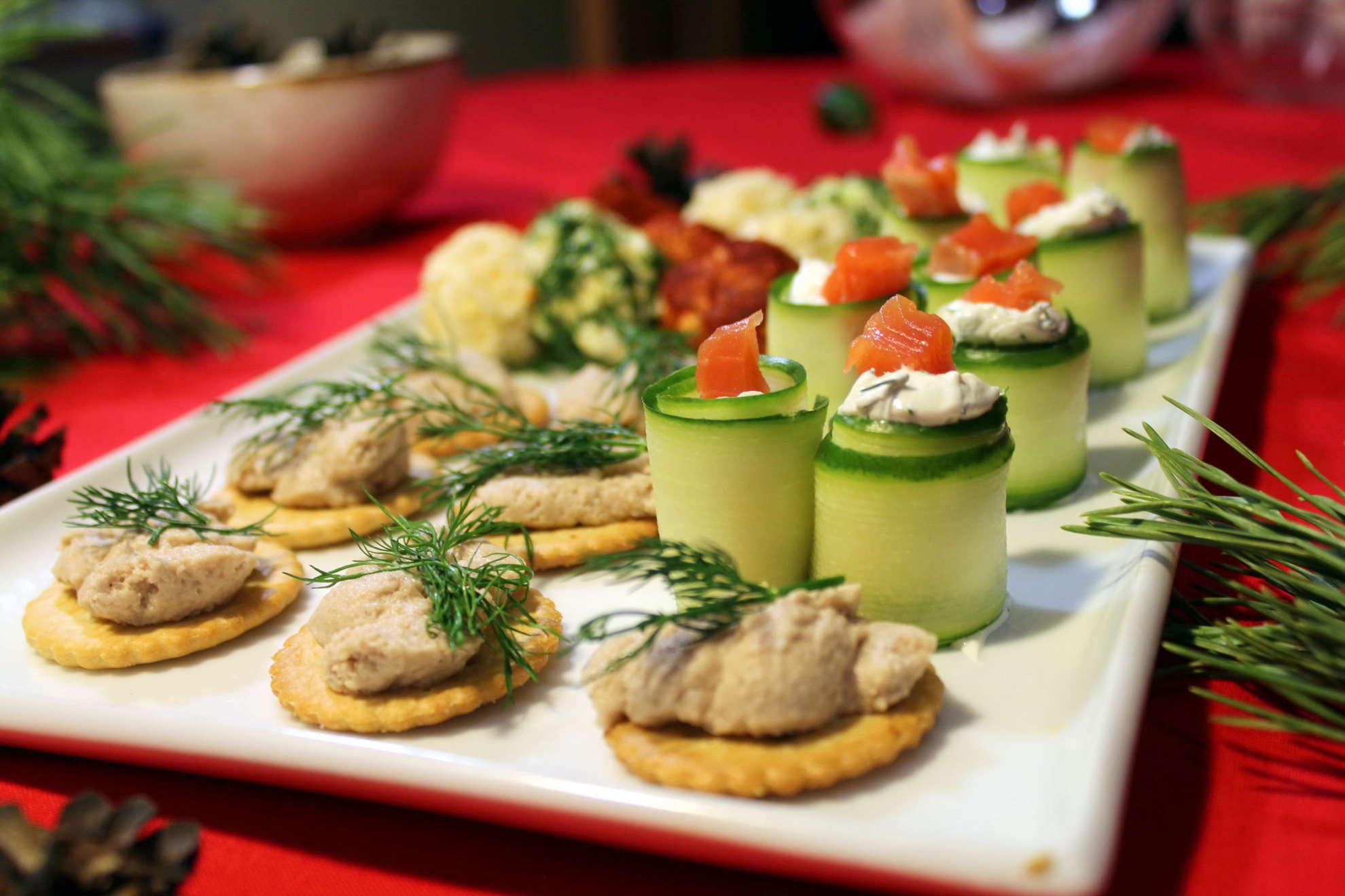 закуски к новому году рецепты с фото при