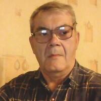 Юрий, 66 лет, Козерог, Новосибирск
